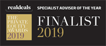 The Private Equity Awards 2019 | Specialist Adviser of the Year Finalist